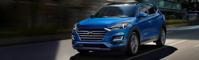 2019 Hyundai Tucson SUV Available In Birmingham, Near Hoover, AL