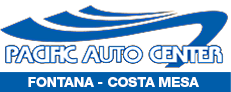 Pacific Auto Center Costa Mesa logo