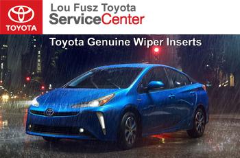 Service & Parts Specials | Lou Fusz Toyota