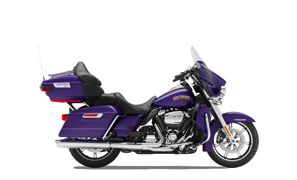 2019 Harley-Davidson H-D Touring Ultra Limited Concord Purple