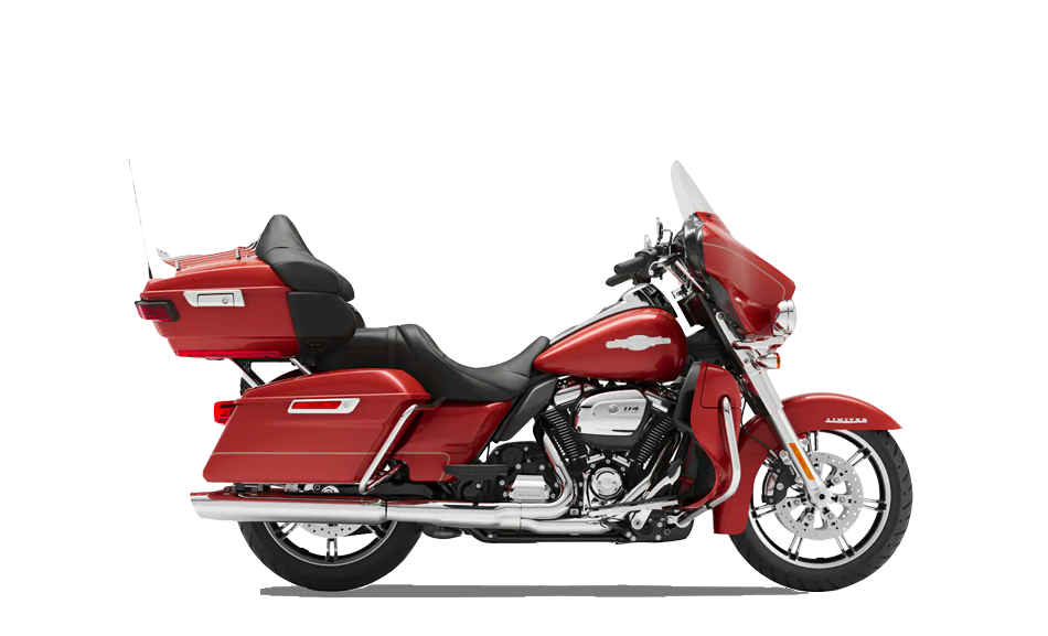2019 Harley-Davidson H-D Touring Ultra Limited Fire-Engine-Red