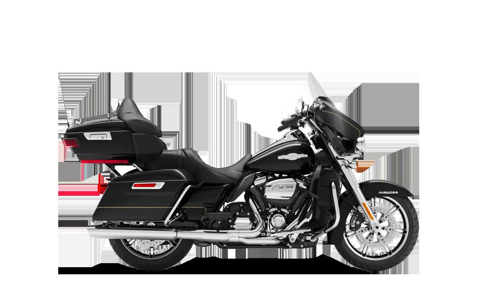 2019 Harley-Davidson H-D Touring Ultra Limited Vivid Black