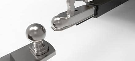 COMPLETE TRAILER HITCH