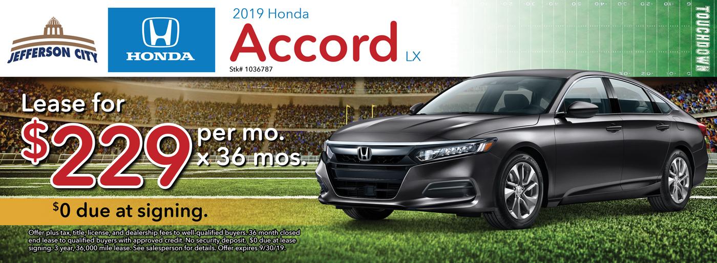 Honda Dealership in Jefferson City, MO | Honda of Jefferson City