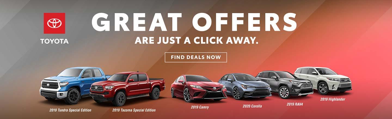 Toyota Dealership & Service Center in Dallas, Texas | Cowboy