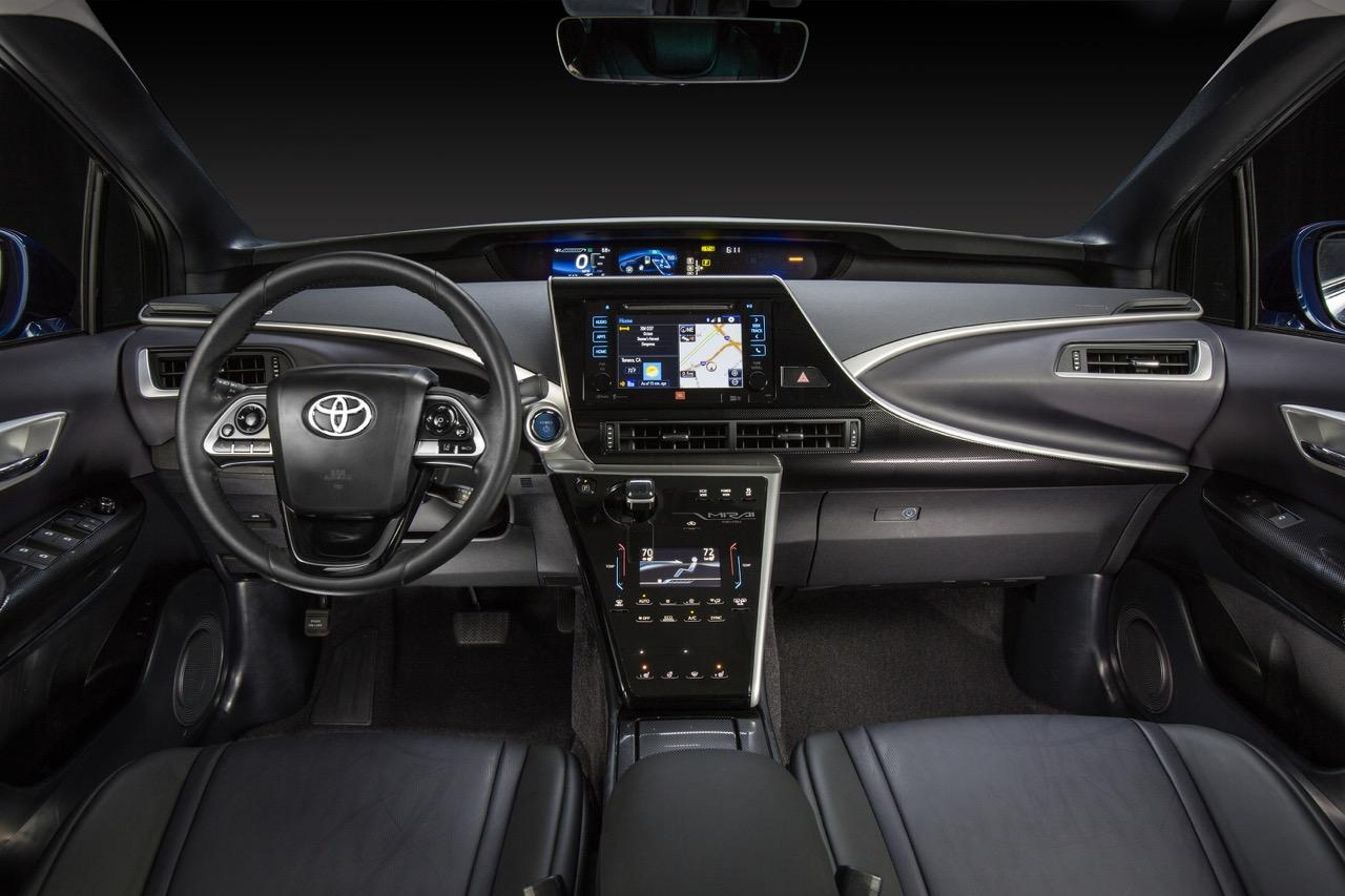 Toyota Comfort and Technology Features