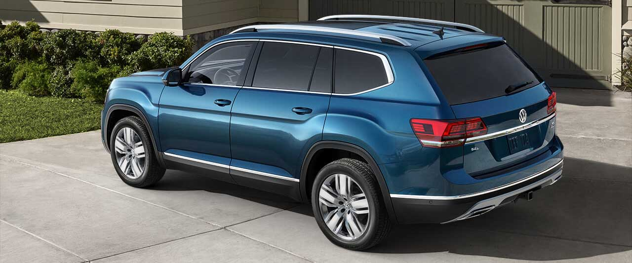 Explore the 2019 Volkswagen Atlas SUV Available Near Kahului, Hawaii