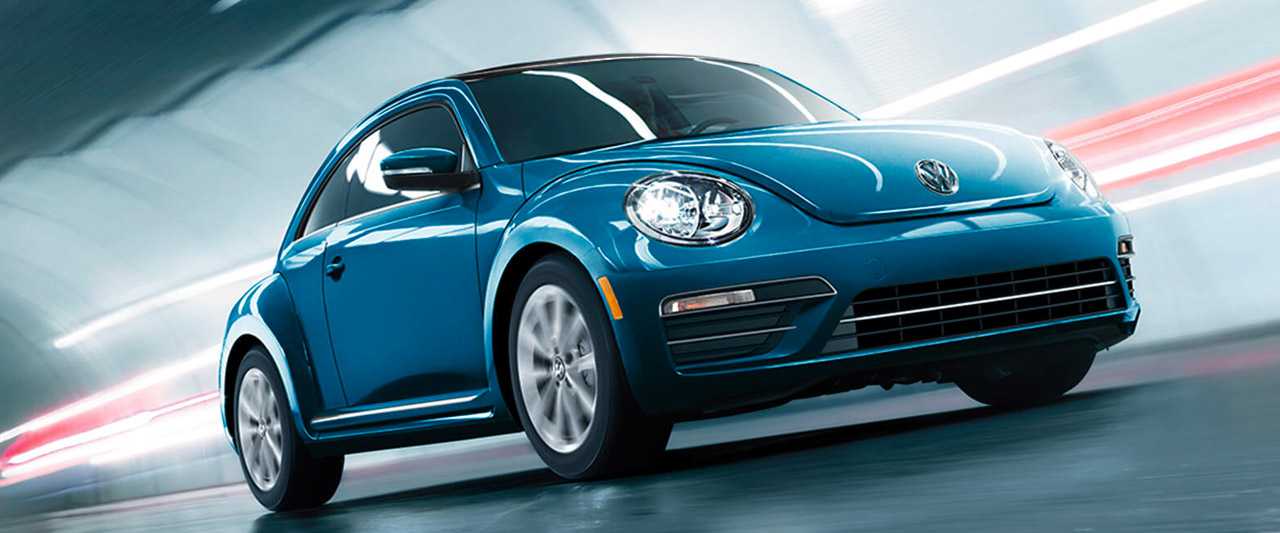 Experience the New 2019 Volkswagen Beetle for Sale Near Kahului, Hawaii
