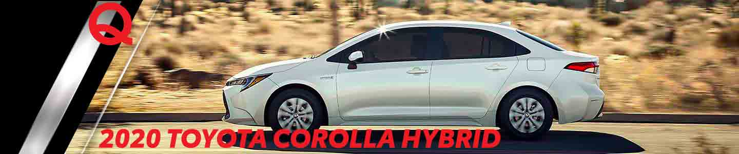 2020 Toyota Corolla Hybrid For Sale Near Alexandria, MN