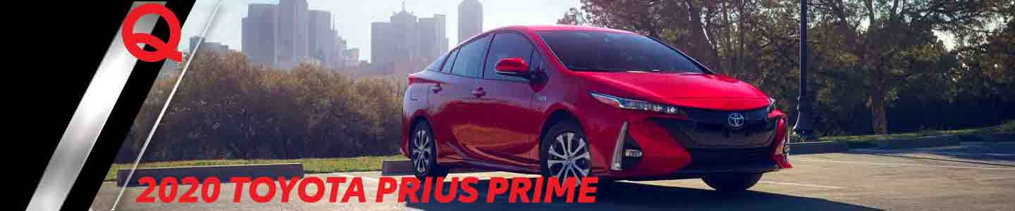 2020 Toyota Prius Prime Is Now Available In Fergus Falls, MN