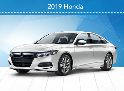 2019 Honda Accord LX CVT
