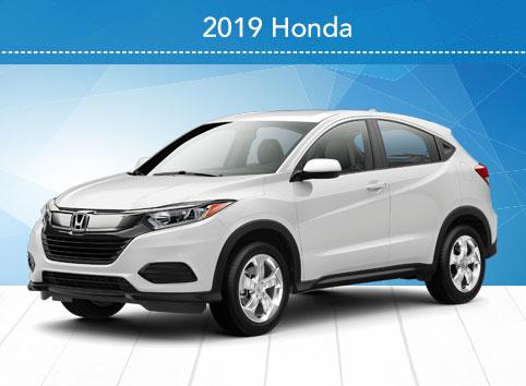2019 Honda HR-V 2WD LX CVT