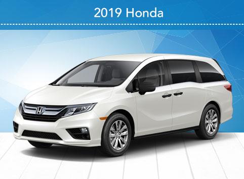 2019 Honda Odyssey LX CVT