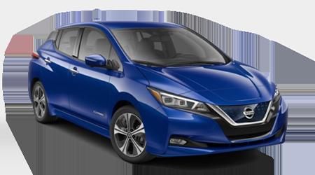 <small>2019 Nissan</small><br>Leaf SL Plus