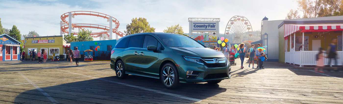 Expand Your Possibilities Of The 2020 Honda Odyssey In Columbia, MO