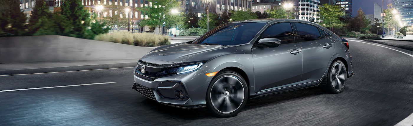 Redesigned 2020 Honda Civic Hatchback In Columbia, Missouri
