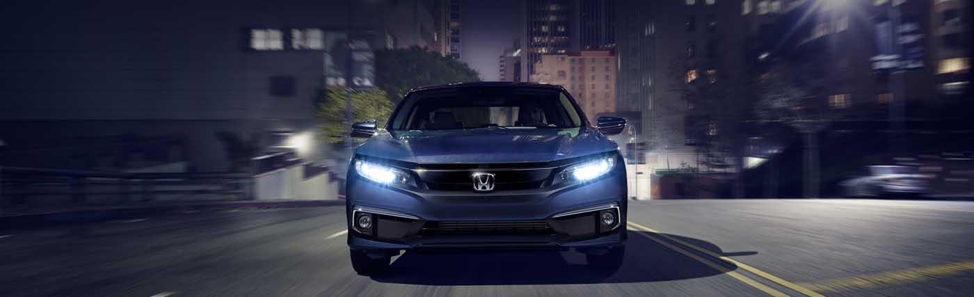 Discover The New 2020 Honda Civic Sedan In Columbia. Missouri
