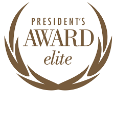 Presidents Award Emblem