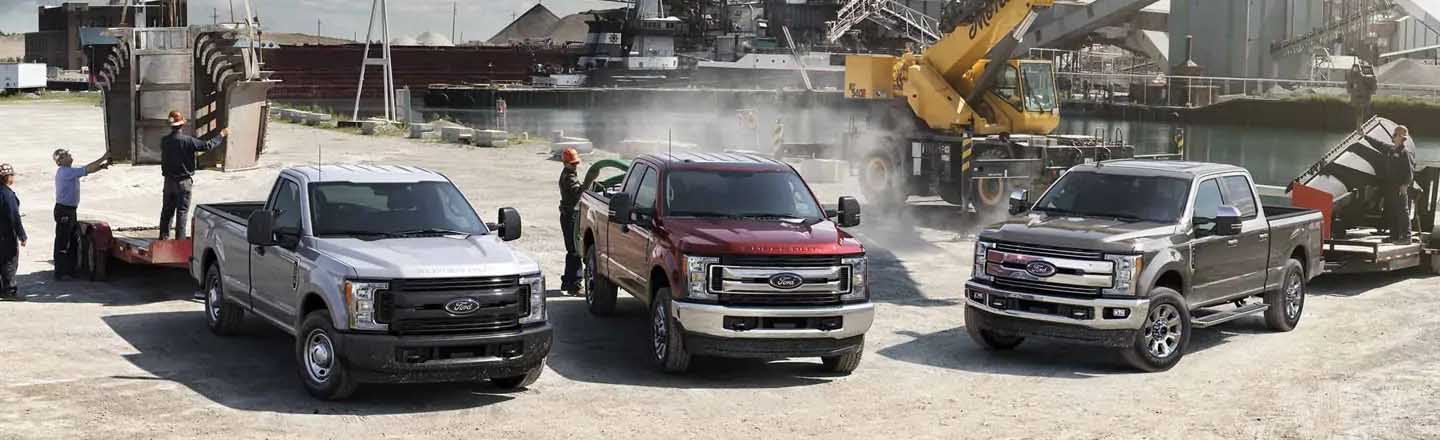 2019 Ford Super Duty Truck In Mooresville, Indiana