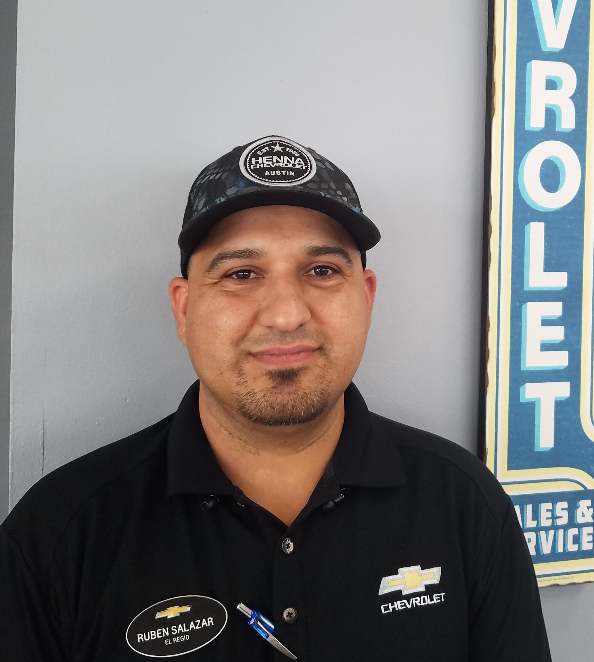 Ruben Salazar Bio Image