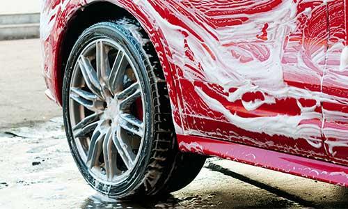 *Car Wash & Vacuum