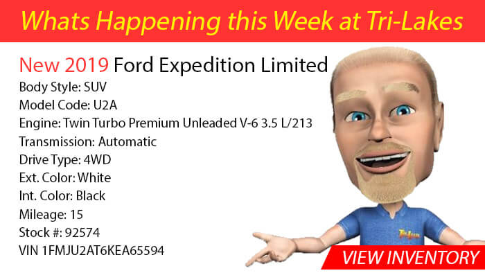 What's Happening 2020 Ford Explorer
