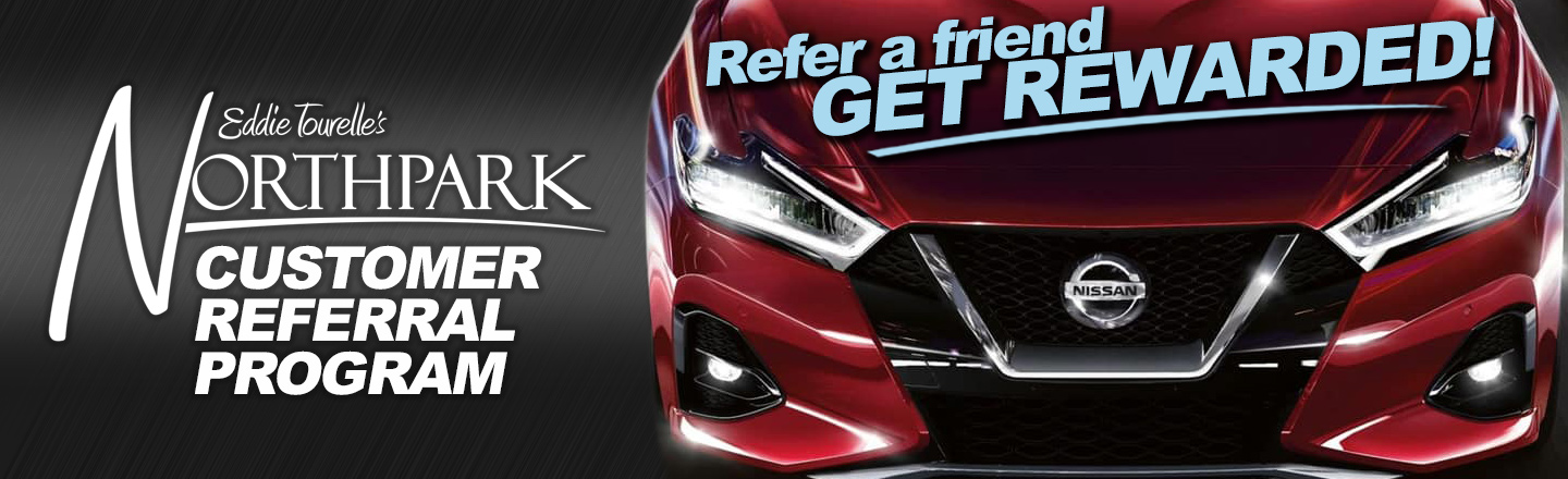 Refer a Friend Get Rewarded