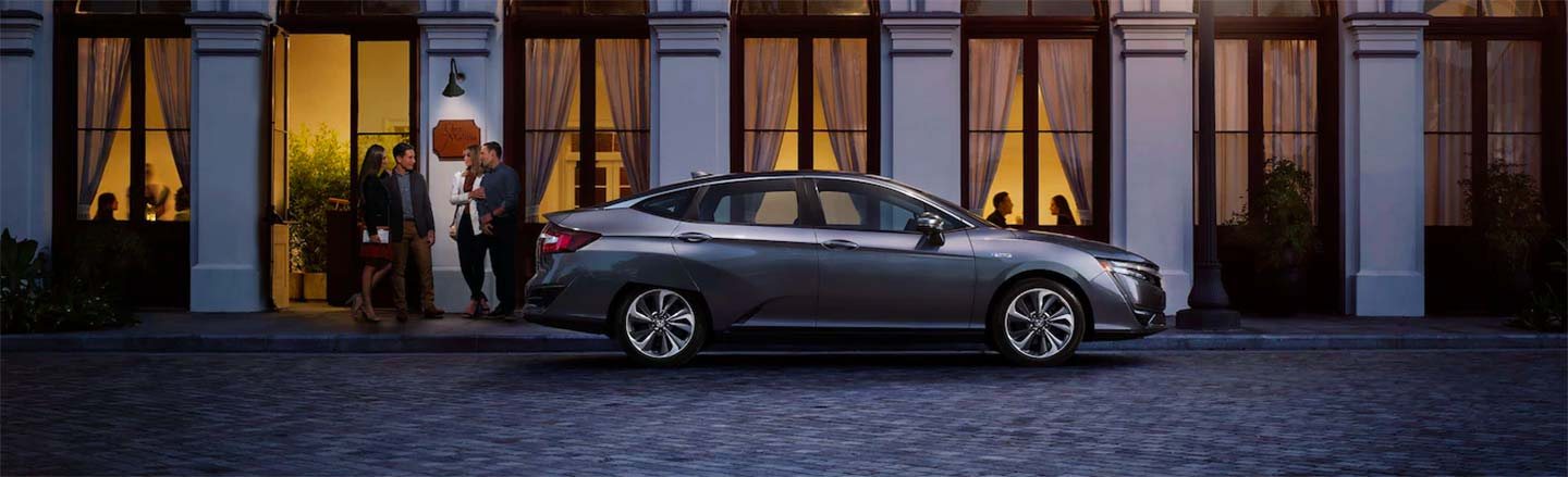 Experience the 2019 Honda Clarity Plug-In Hybrid in Oklahoma City, OK