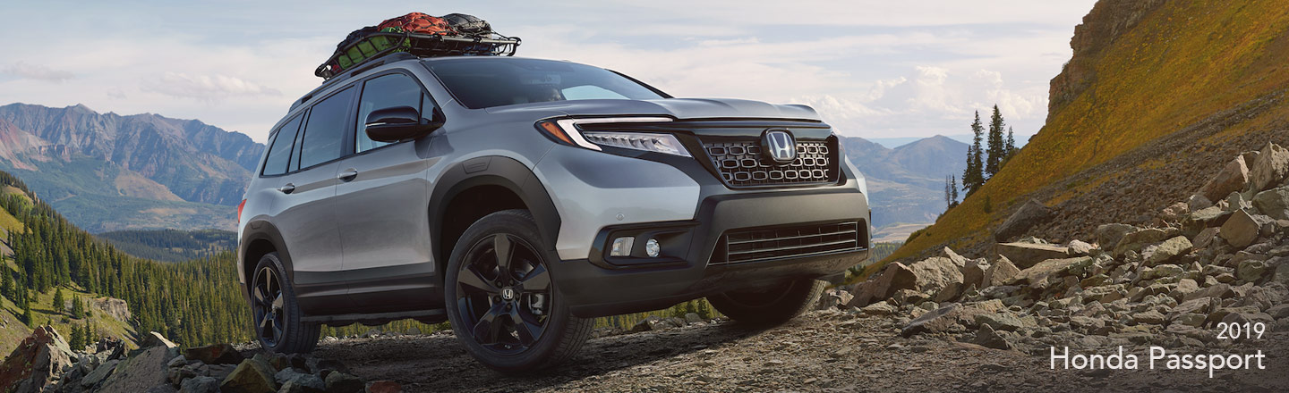2019 Honda Passport SUV To Discover In High Point,