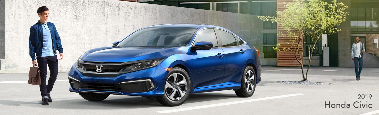 2019 Honda Civic For Sale In High Point, NC Near Greensboro