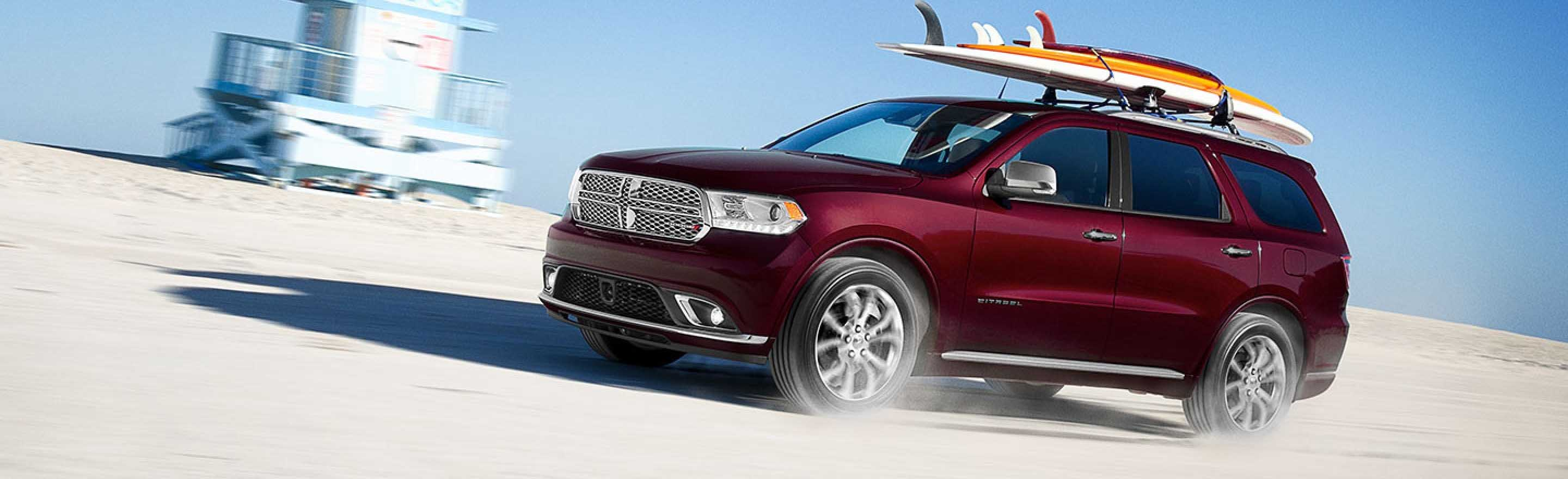 Head To Musson Patout To Find The 2019 Dodge Durango In New Iberia