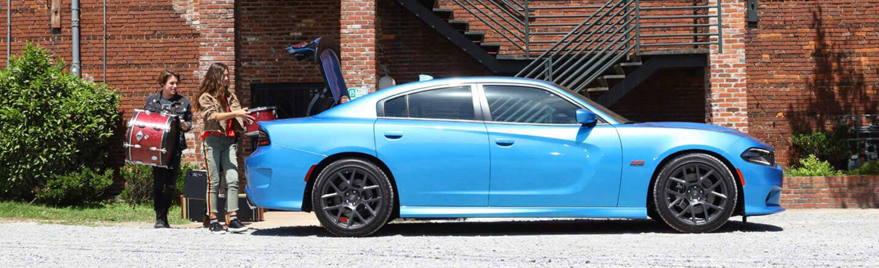 The New 2019 Dodge Charger Is Now Available In New Iberia, LA