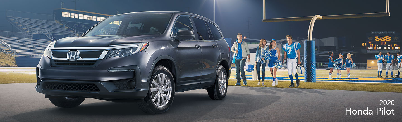 New 2020 Honda Pilot SUV Available Near