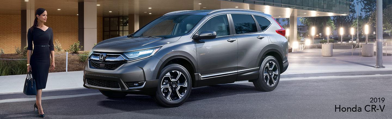 2019 Honda CR-V Available Near