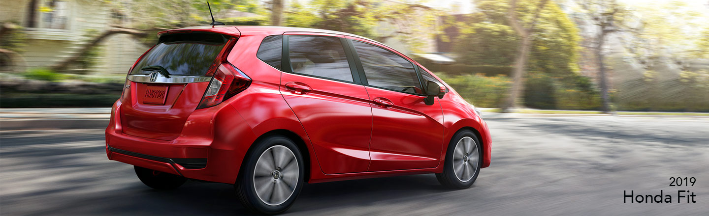 2019 Honda Fit Now Available Near