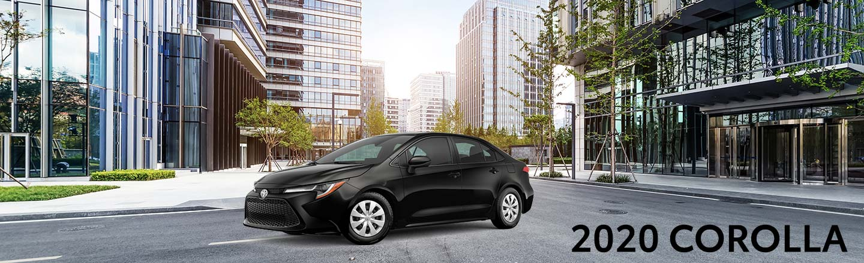 2020 Toyota Corolla in Pleasant Hills, PA
