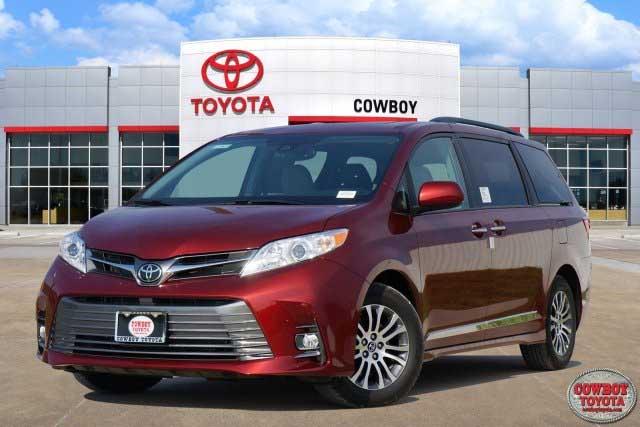 New 2020 Toyota Sienna XLE Premium FWD 8-Pass