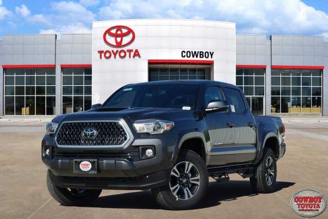 New 2019 Toyota Tacoma 2WD TRD Sport Double C