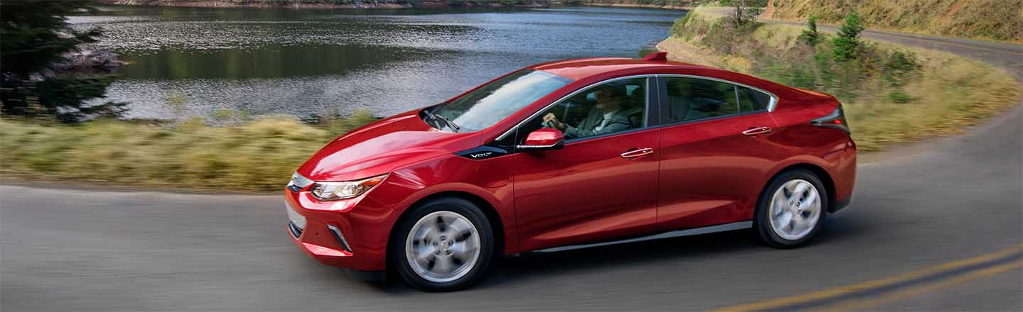 Drive the Efficient & Fun 2019 Chevrolet Volt near Bloomington, IN