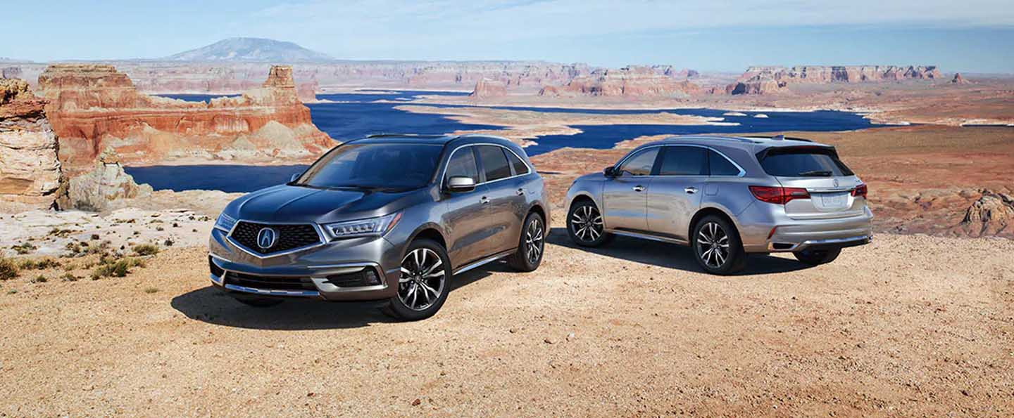 2020 Acura MDX Vehicles To Explore In Ventura, CA, Near Thousand Oaks