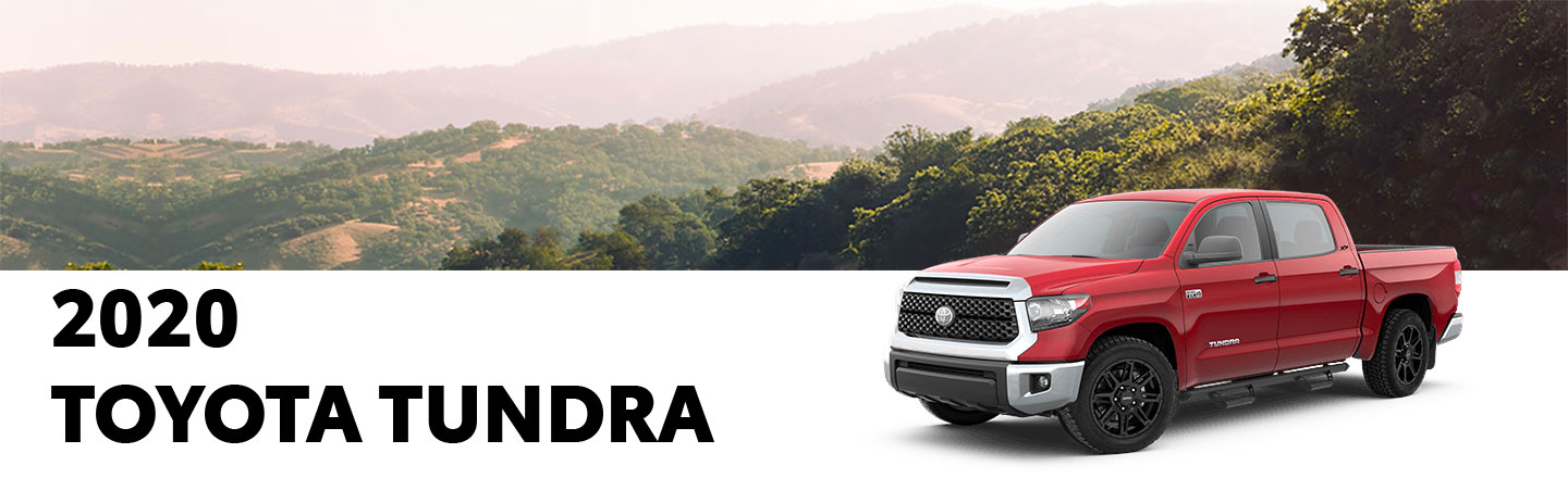 The 2020 Tundra Has Arrived At Our Paducah, KY, Toyota Showroom