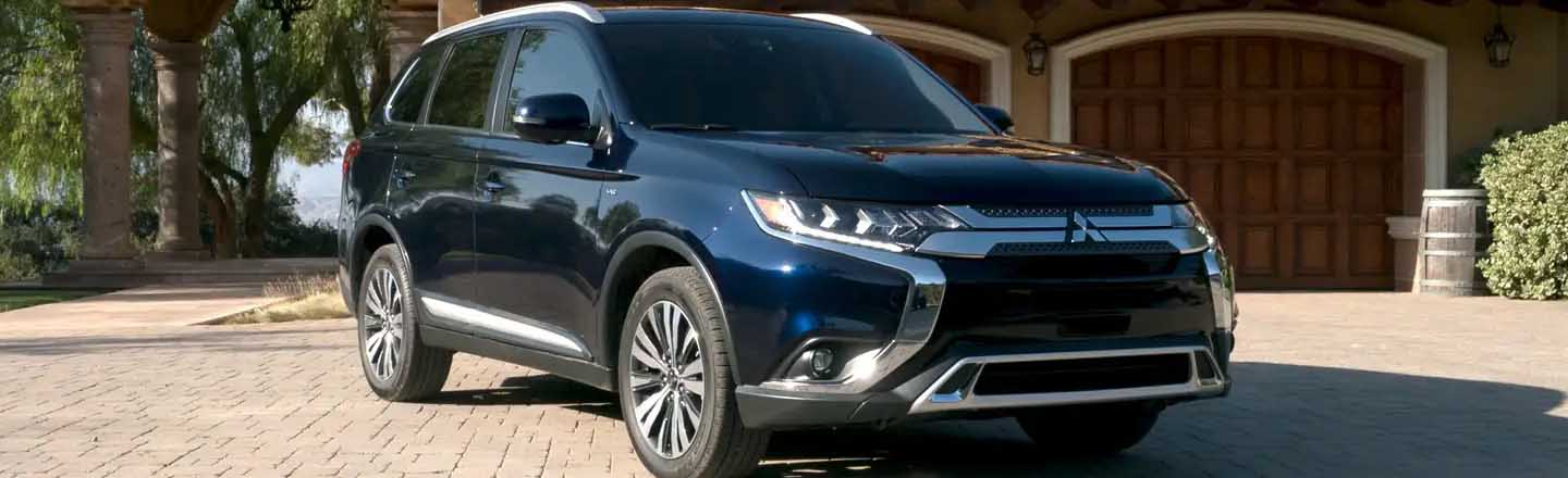 2019 Mitsubishi Outlander Crossover For Sale in Bloomington, Indiana