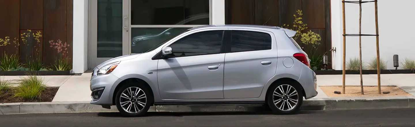 2019 Mitsubishi Mirage Compact Car For Sale in Bloomington, Indiana