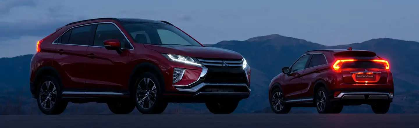 2019 Mitsubishi Eclipse Cross Crossover in Bloomington, Indiana