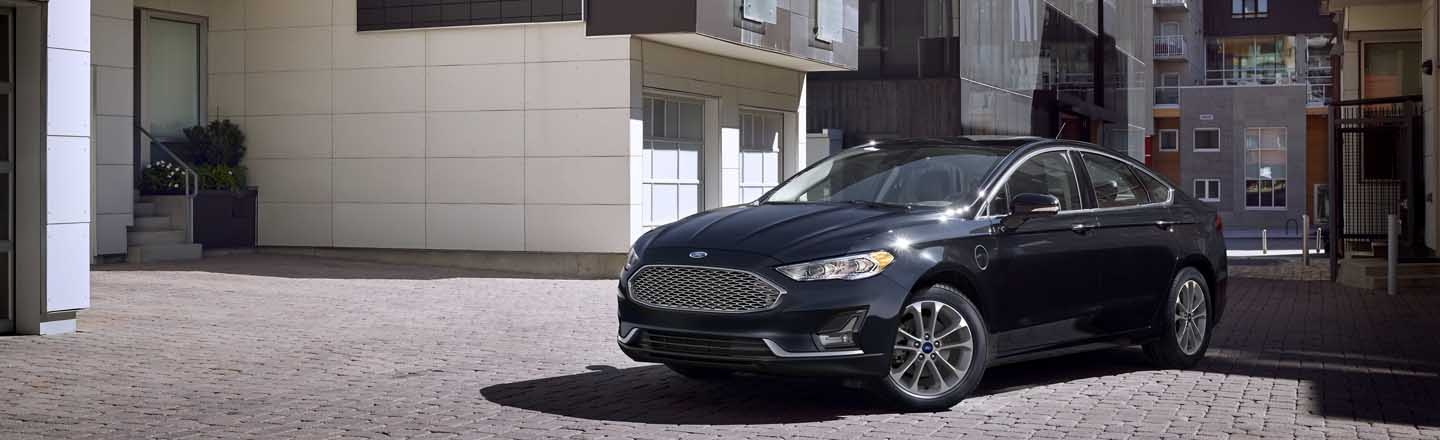 The 2020 Ford Fusion Plug-In Hybrids Are For Sale In Mooresville, IN