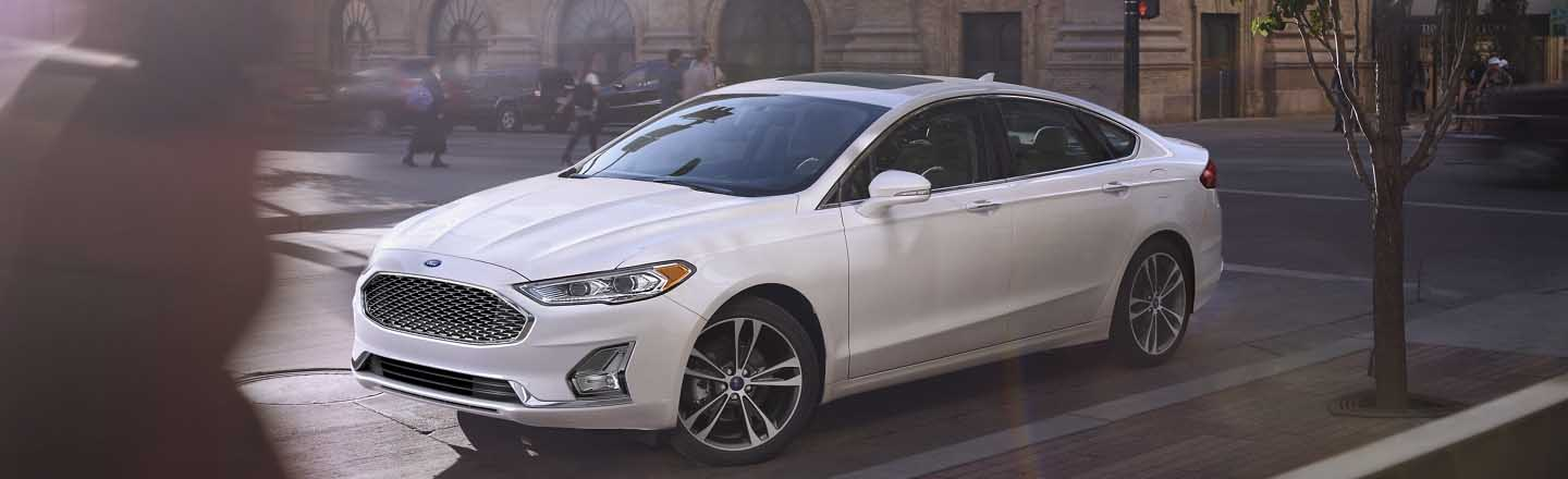 Discover the 2020 Ford Fusion Hybrids For Sale In Mooresville, IN