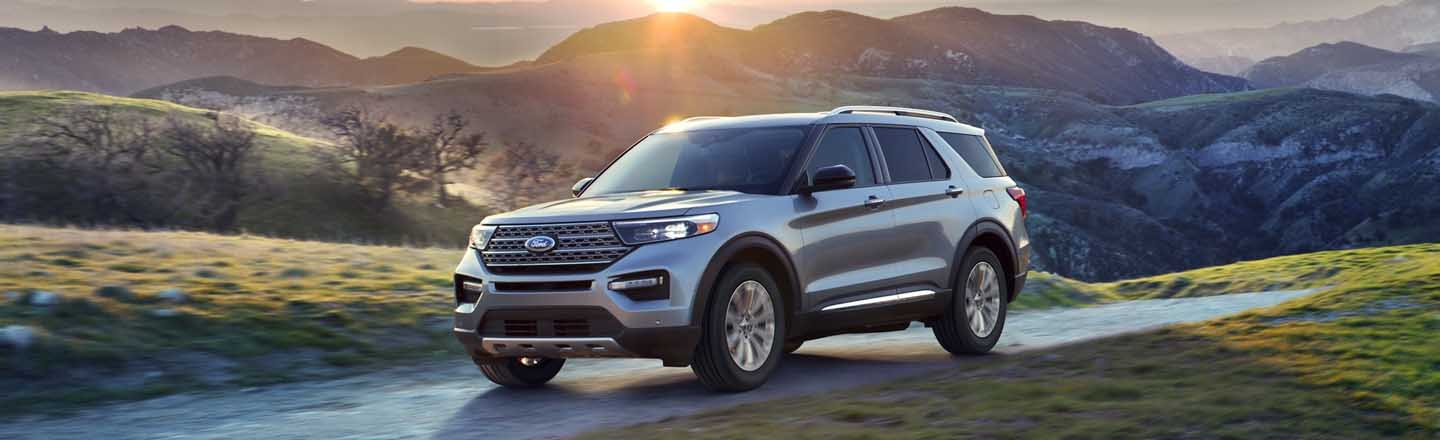 2020 Ford Explorer Limited SUV For Sale in Mooresville, Indiana