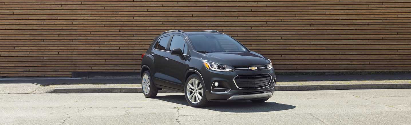 Versatility Meets Dexterity in the 2019 Chevrolet Trax Compact SUV