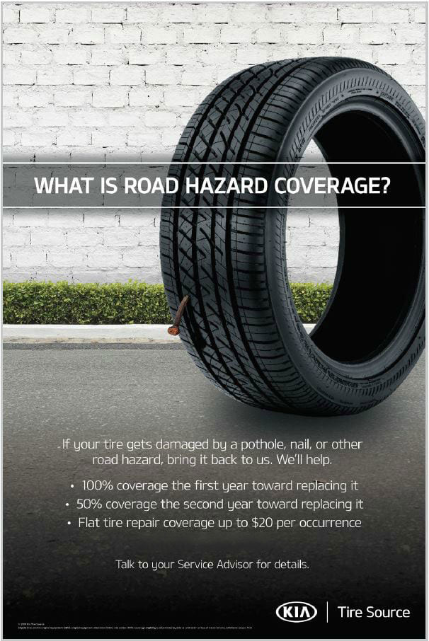what is road hazard coverage?