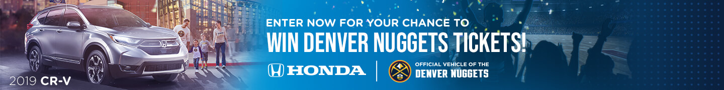Denver Nuggets Tickets Contest
